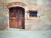 Umbrian Doorway